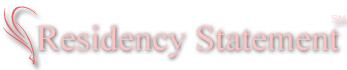 Residency Statement Logo